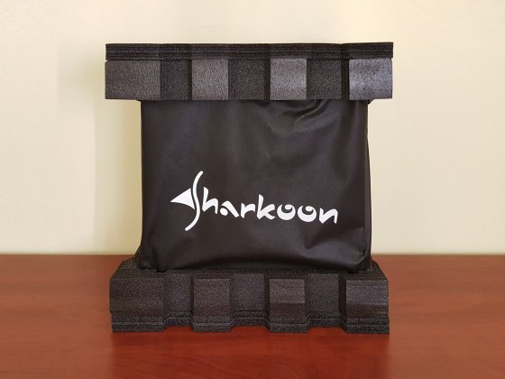 case sharkoon tg5 unboxing 2