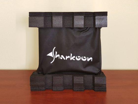 case sharkoon tg5 unboxing 2