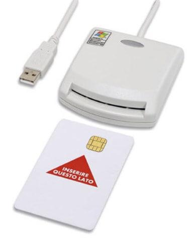 smart card firma digitale