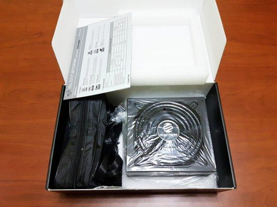 Icewind Black 650 2
