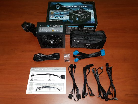 Icewind Black 650 4