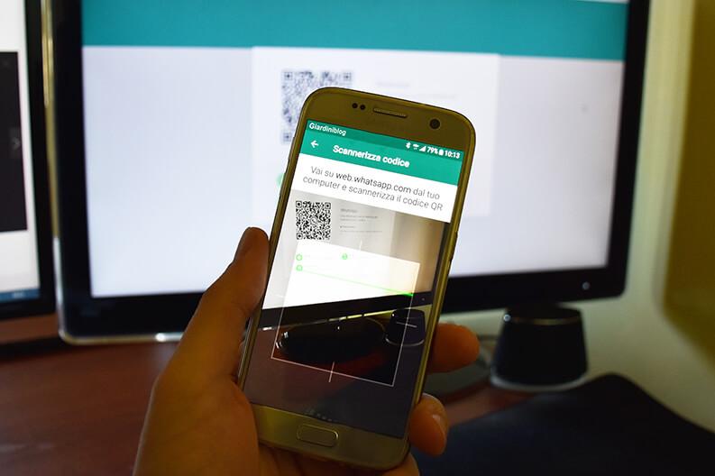 Whatsapp Web, guida completa su come usarlo | GiardiniBlog