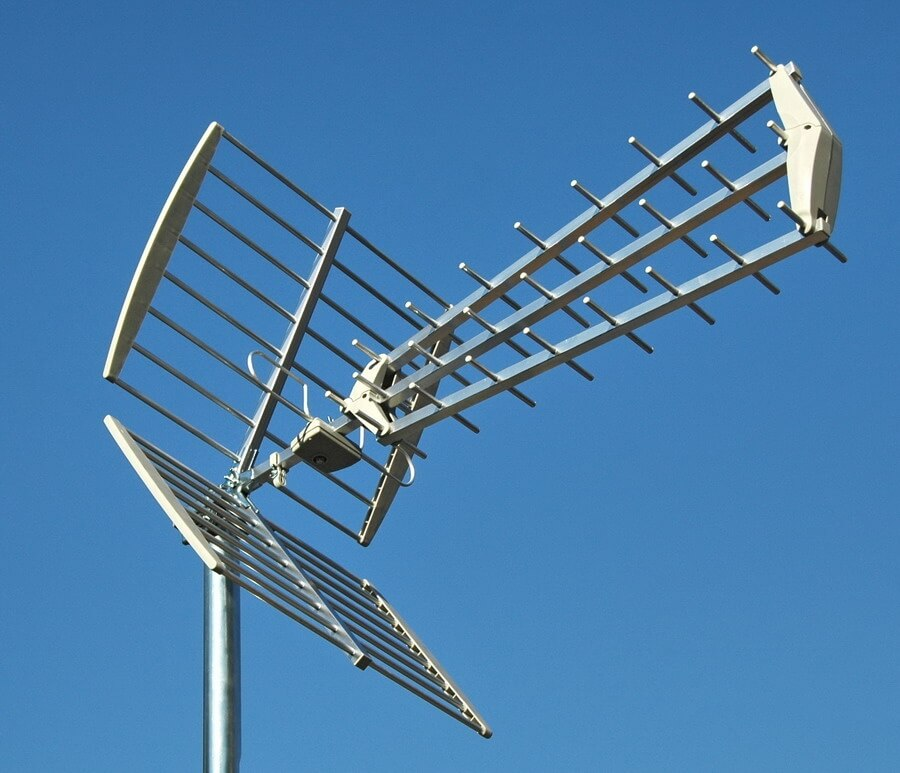 Come orientare antenna tv?