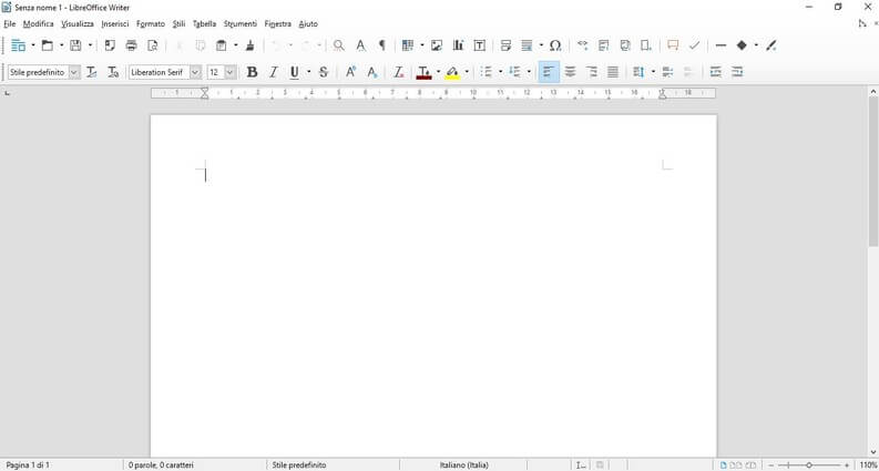LIBREOFFICE WRITER (Windows, Mac, Linux)