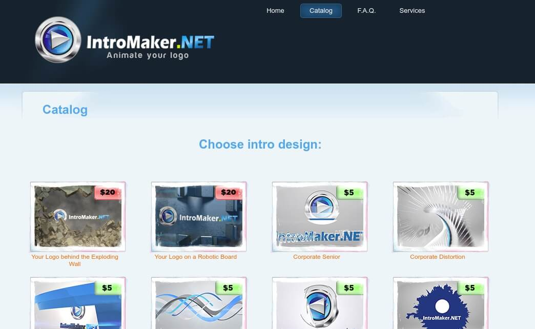 intromaker programma online
