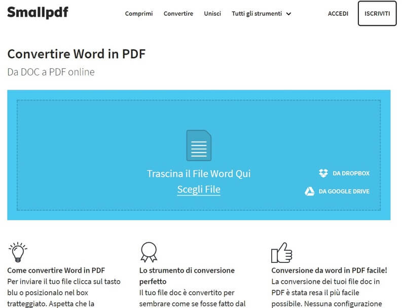 Doc To Pdf Gratis