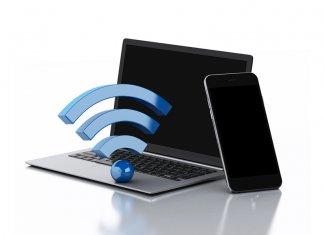 creare una rete wifi