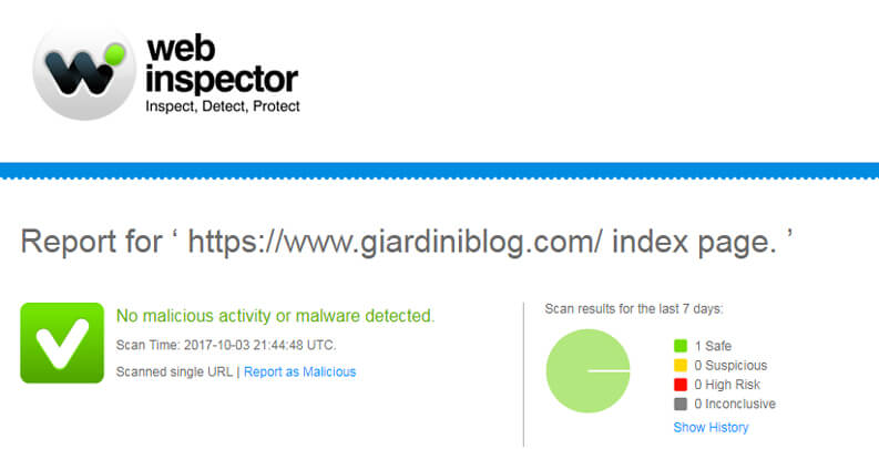 web inspector