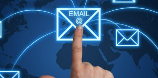 creare email