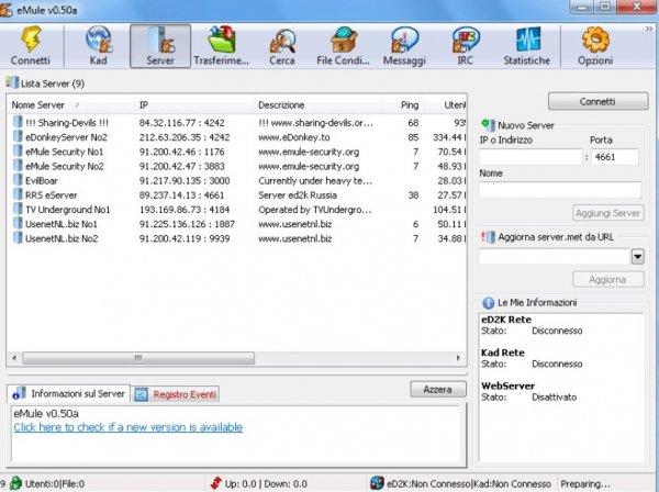 VPN per eMule: Programmi per scaricare film