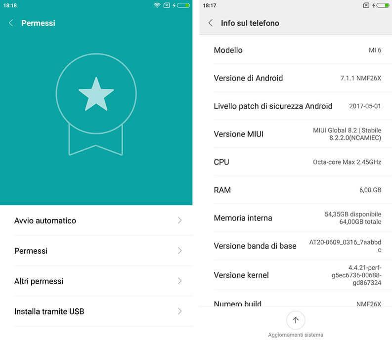 info smartphone