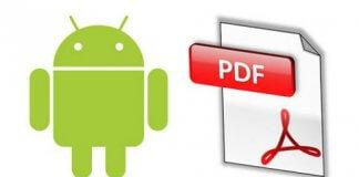 Miglior lettore PDF Android