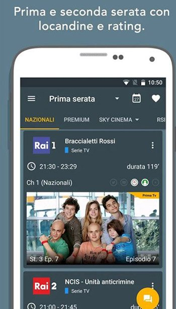 digitale terrestre app