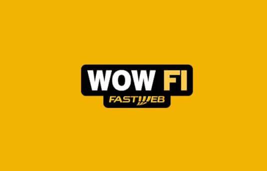 WOW FI: Navigare gratis fuori casa
