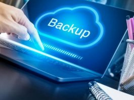 fare il backup di windows