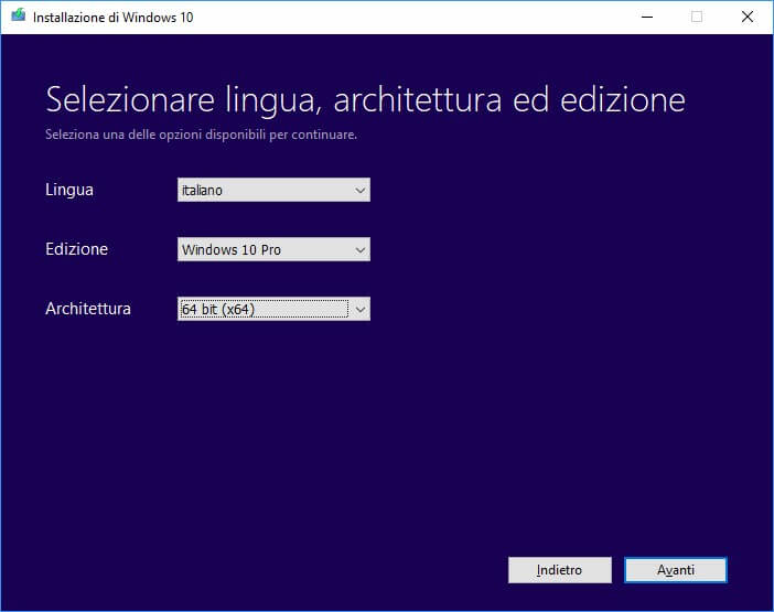 iso da windows 10 2