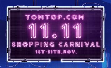 Festa dello shopping Cinese - Offerte e Saldi 11.11