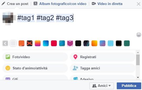 gli hashtag su instagram come si usano