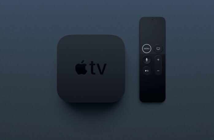 Apple TV - smartphone su TV