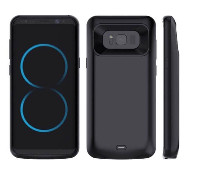 Custodia Batteria Samsung Galaxy S8