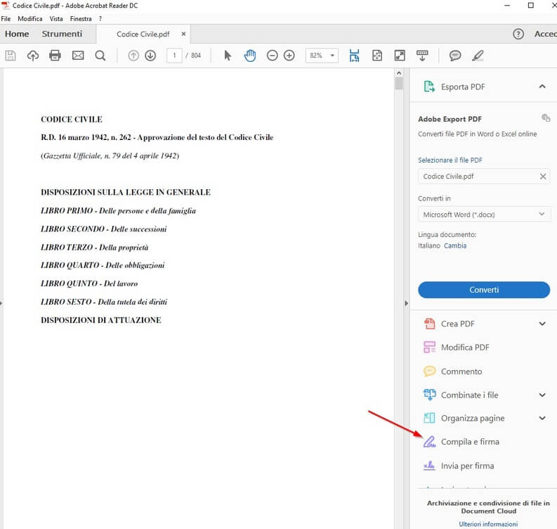 Firma Adobe PDF