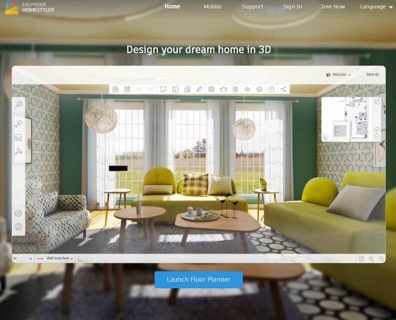 Programmi per arredare casa giardiniblog for Programma per progettare stanze