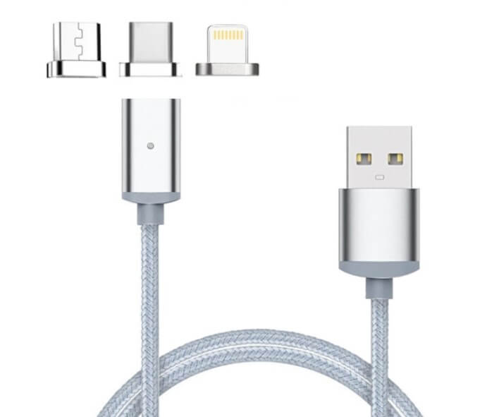 Magnetico cavo USB