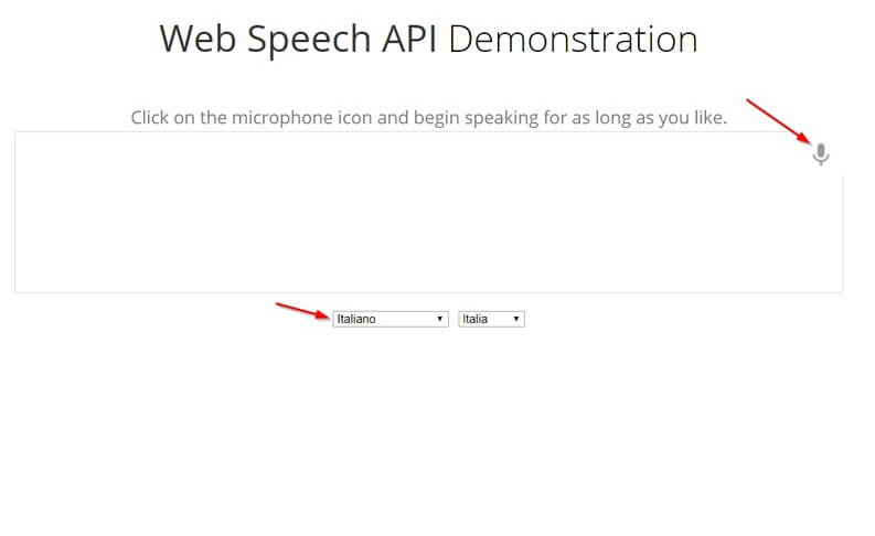 Speech API