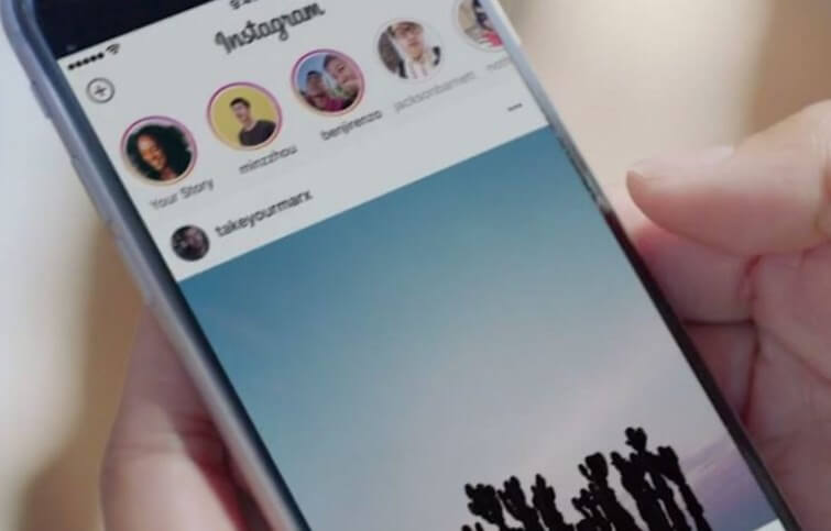 Trucchi veloci sulle storie Instagram