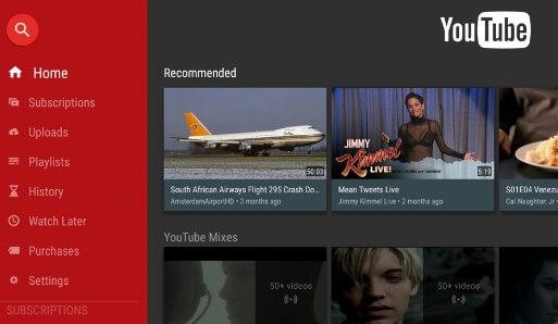 YouTube per vedere film gratis
