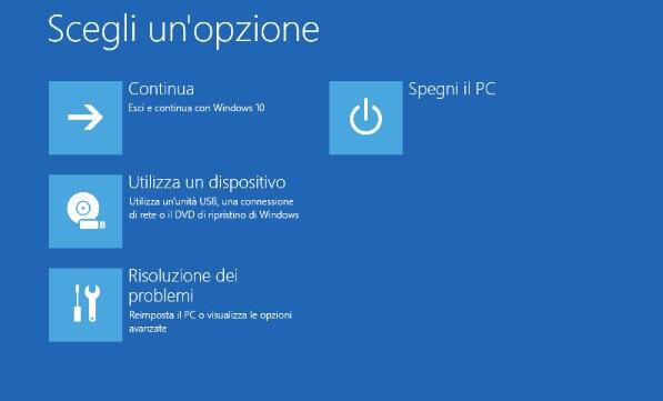 Disco Windows 10