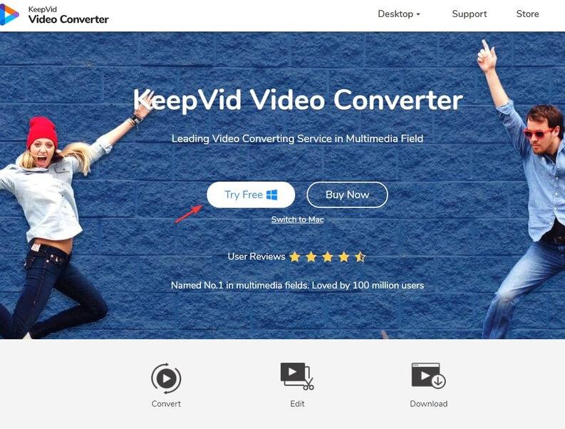 programma per convertire video online
