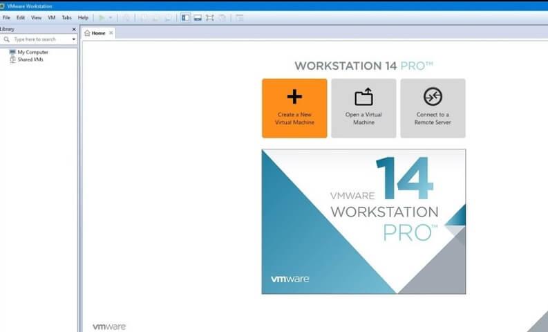 VMware Workstation Pro installazione