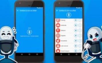 App per cambiare la voce con effetti su Android e iOS