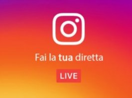 come fare dirette instagram
