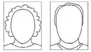 esempio fototessera documento patente carta identita passaporto