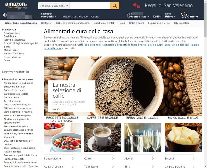 Amazon.it_Alimentari