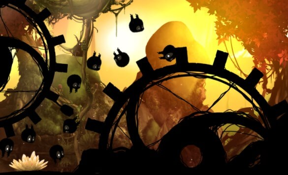 Badland - gioco senza internet gratis