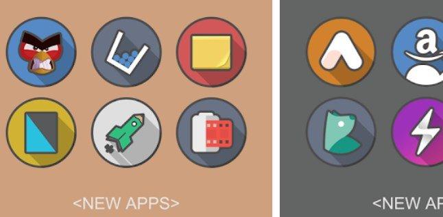 personalizza tutte le icone con Ortus Pro