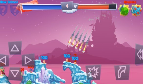Giochi Offline come Worms 4 da scaricare gratis
