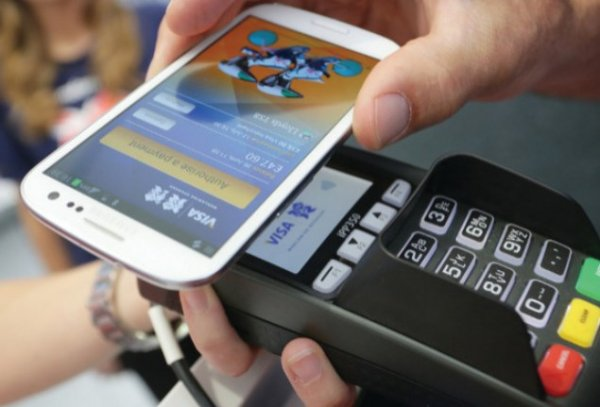 pagare contactless con smartphone tramite nfc