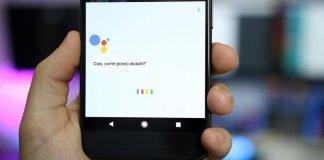 google now assistente google