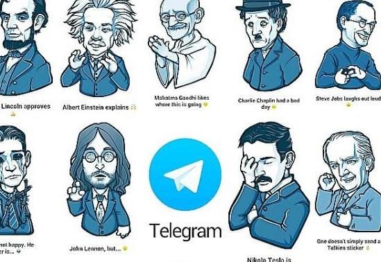 SCARICA MASCHERE TELEGRAM