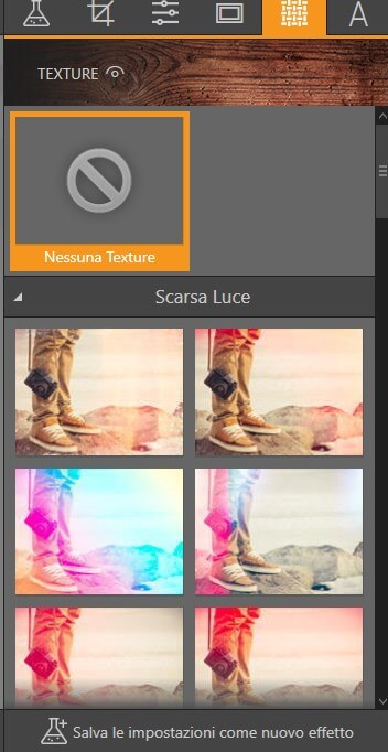 Wondershare Photo Editor Texture