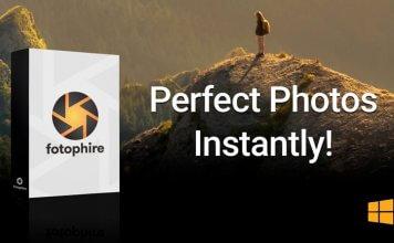 Wondershare Fotophire: come modificare foto su PC