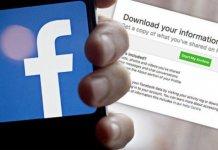 Come scaricare archivio Facebook e scoprire quali dati vengono monitorati