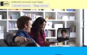 API Skype consenso