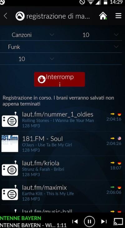 Come registrare la radio su internet