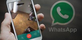 videochiamate su whatsapp