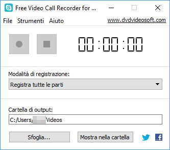 Free Video Call Recorder Skype guida